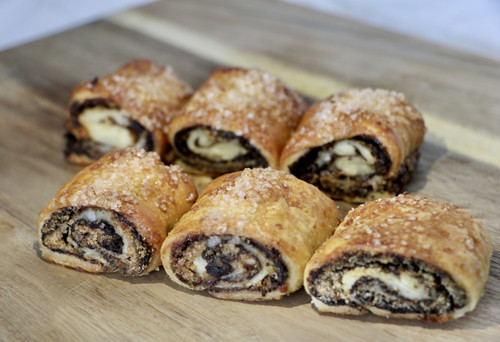 6 Chocolate Rugelach