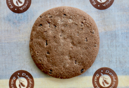 1 Big Double Chocolate Chip Cookie