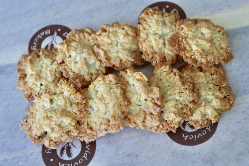 Mini Almond Cookies