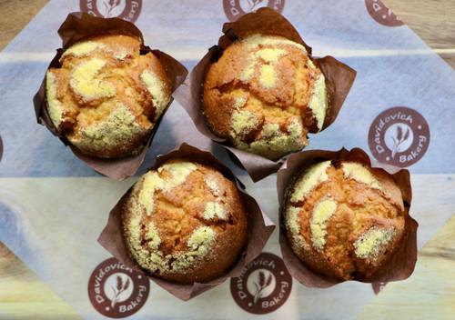 Corn Muffins 4 Pack