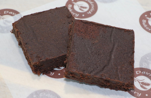 2 Fudge Brownies