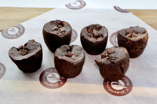 Double Chocolate Chip Muffin Bites 6 pack