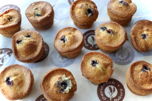 Dozen of Blueberry Muffin Bites