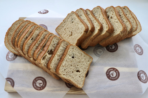 Whole Wheat Pullman Loaf