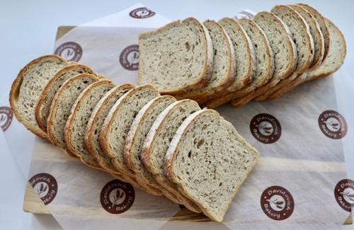 Light Rye Sandwich Loaf