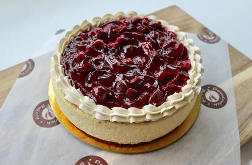 """Strawberry Cheesecake 8"""""""