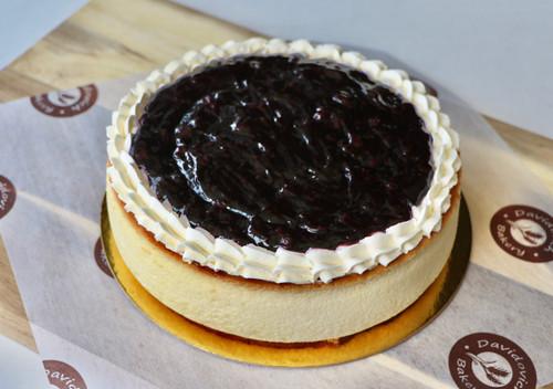 "Blueberry Cheesecake 8"""