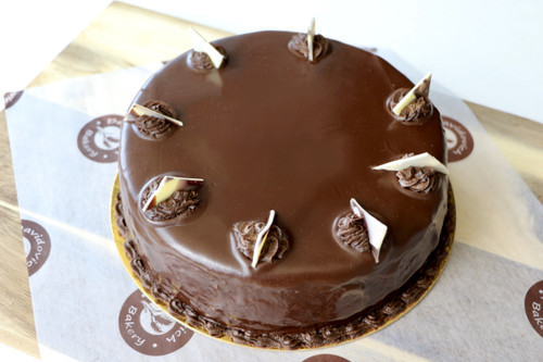 """Chocolate Mousse 8"""""""