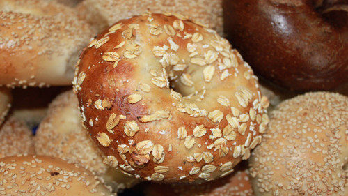 7 Grain Bagel 5 Pack