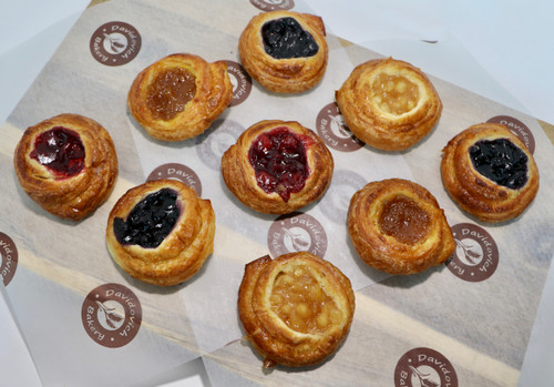 Small Assorted Danish 9 Pack