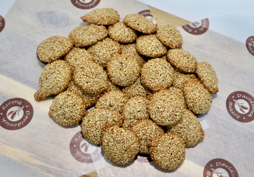 Mini Sesame Cookies Big Box 16oz