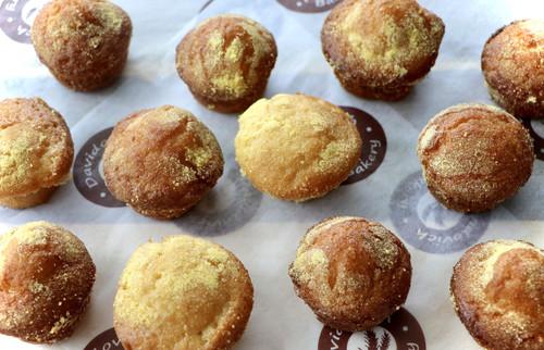 Dozen of Corn Muffin Bites