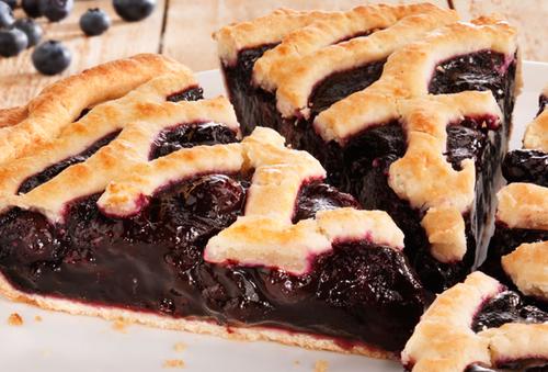 Blueberry Pie 10 Pieces