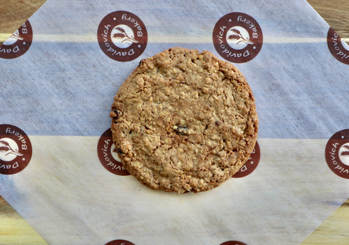 1 Big Oatmeal Raisin Cookie