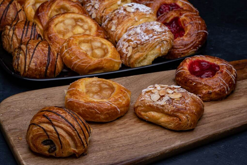 Croissant and Danish Assortment - MINI