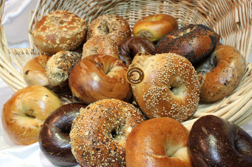Make your own Bagels fresh out of the oven!