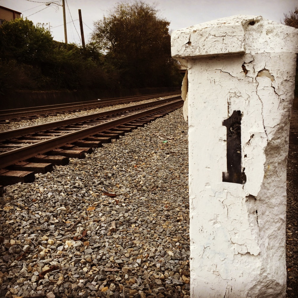railroad milepost 1