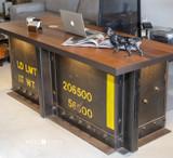 Executive Hopper Desk