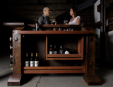 Custom made bar handcrafted in the USA