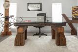 executive entrepreneur desk