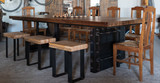 Ladder Dining Table