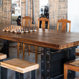 Industrial Design Dining Table
