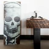 Classic ICHABOD the Rail God graffiti skull