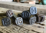 Railroad Date Nails
