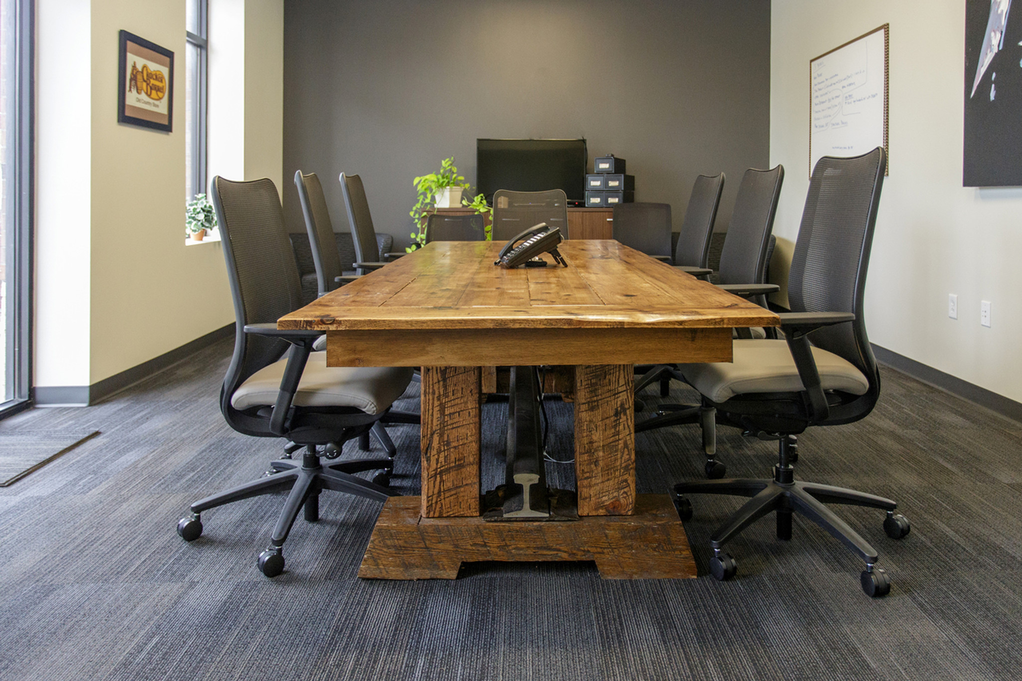Trestle Conference Table