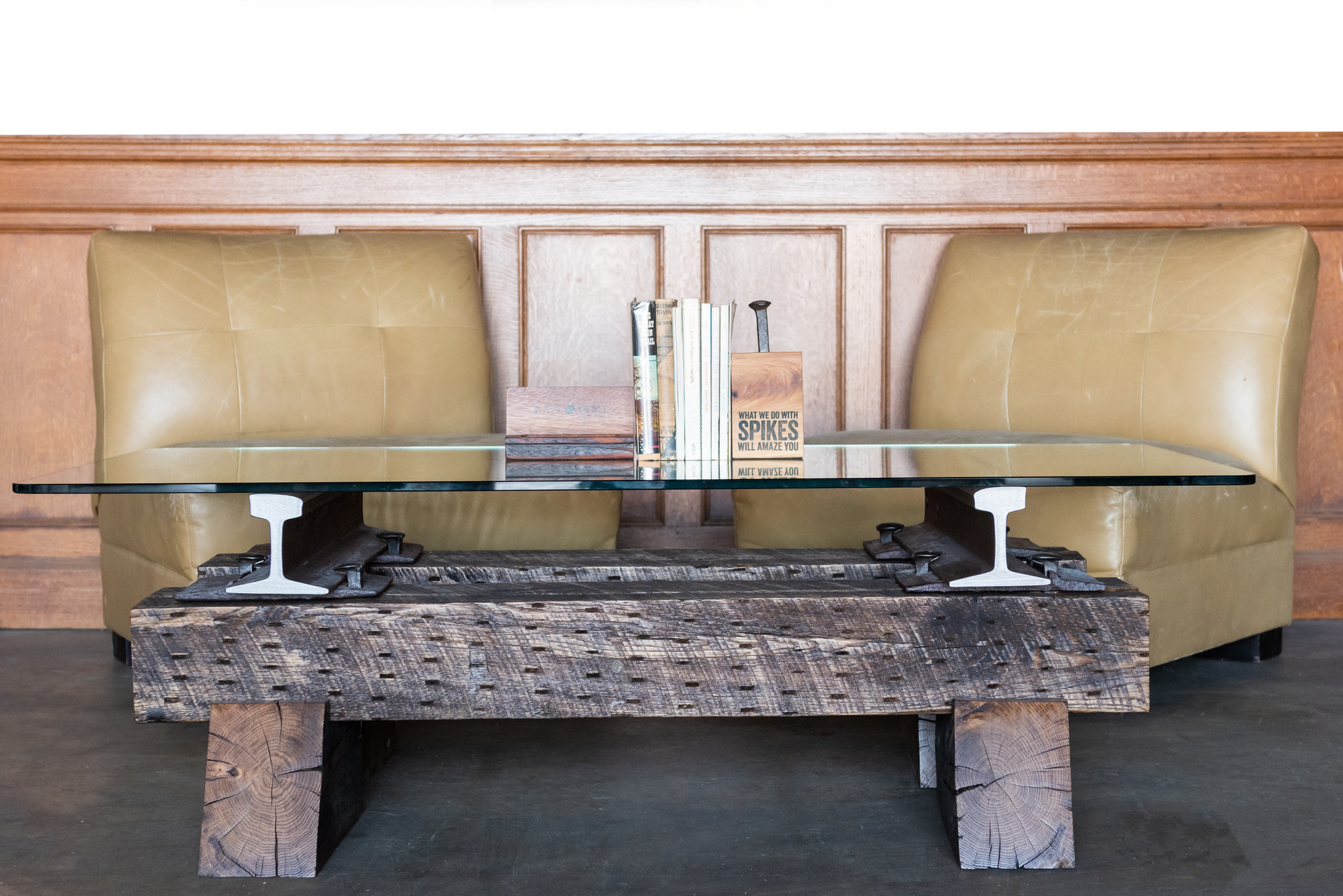 Sleepers Coffee Table (No. 34)