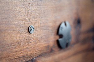 hand numbered american artisan table