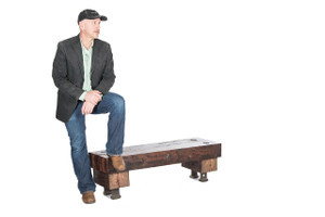 custom timber seating from american artisan craftsman