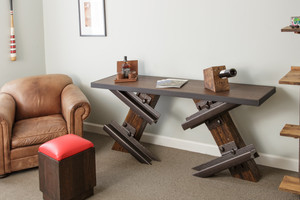 cantilever side table foyer