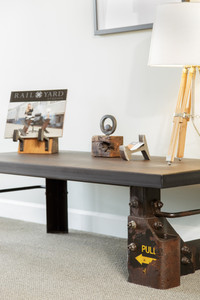 historic preservation furniture coffee table