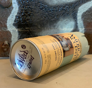 Signed Rust-oleum can from ICHABOD the Rail God