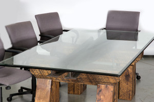 classic modern office conference tables from preserved historical artifacts