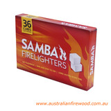 Samba Firelighter 36 Pack