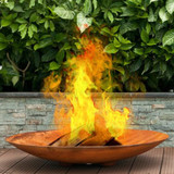 Empire Shallow Bowl/Fire Pit