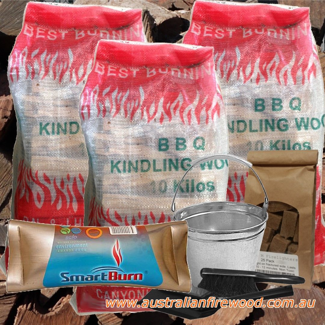 Firewood Cleaning Pack