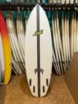 5'8 LOST LIGHTSPEED ROCKET REDUX SURFBOARD(224699)