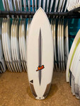 5'9 LOST PUDDLE JUMPER HP C4 SURFBOARD (110461)