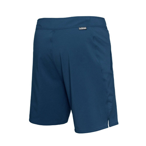 FLORENCE MARINE X  SOLID BOARDSHORT (FMBS00001-NVY)