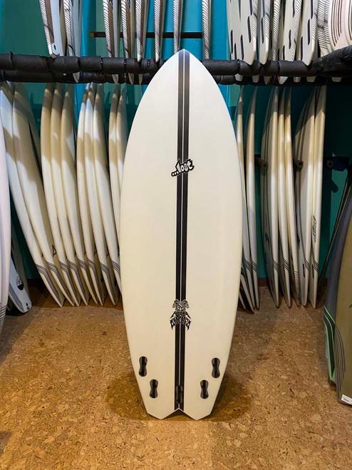 5'8 LOST HYDRA LIGHT SPEED SURFBOARD (224650)