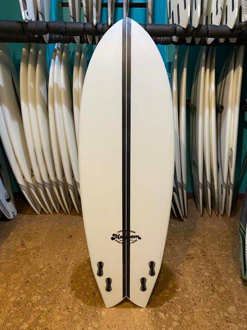 5'8 LOST LIGHTSPEED RNF RETRO SURFBOARD (224678)
