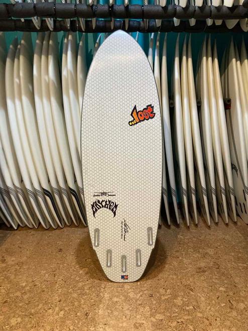 5'3 LOST LIB TECH PUDDLE JUMPER SURFBOARD (25828)