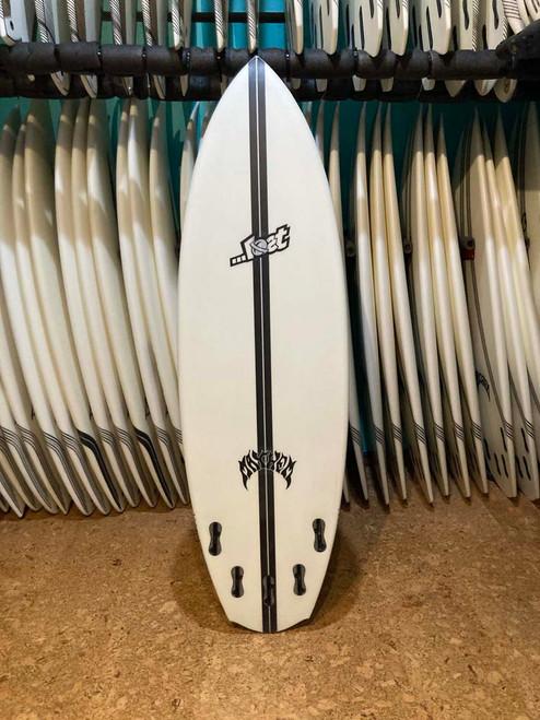 5'8 LOST LIGHTSPEED ROCKET REDUX SURFBOARD(219916)