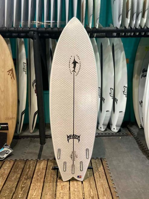 6'0 LOST LIBTECH SWORDFISH SURFBOARD (46447)