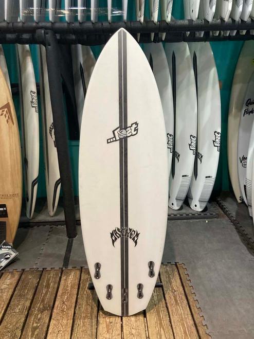 5'6 LOST LIGHTSPEED ROCKET REDUX WIDE SURFBOARD(213368)