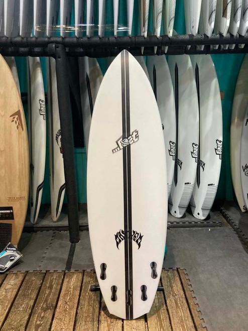 5'5 LOST LIGHTSPEED ROCKET REDUX SURFBOARD (224696)