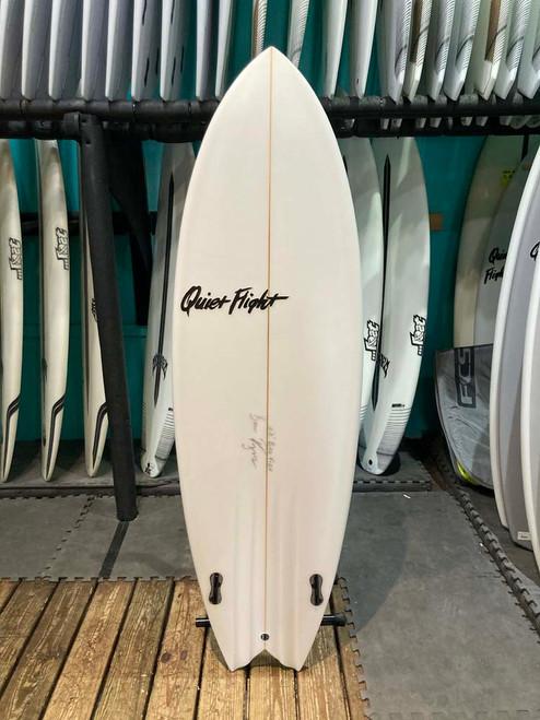 6'0 QUIET FLIGHT BADFISH SURFBOARD (60922)